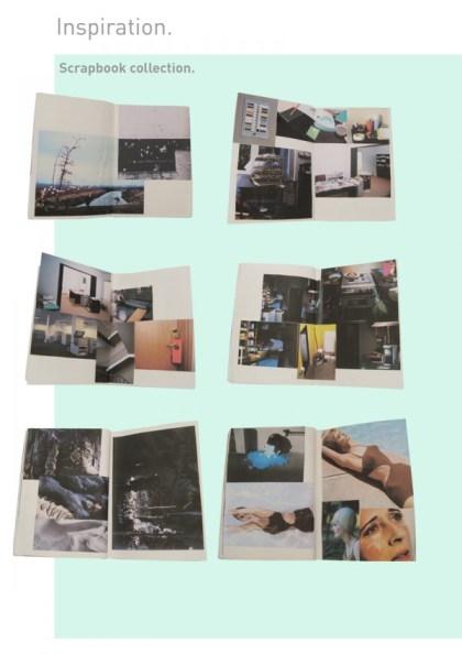 alexandra verschueren lookbook inspiration collages 8 600x849 Art School Confidential : Alexandra Verschueren