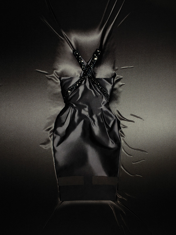 crystallized gaultier Crystallized : Ways to Say Black