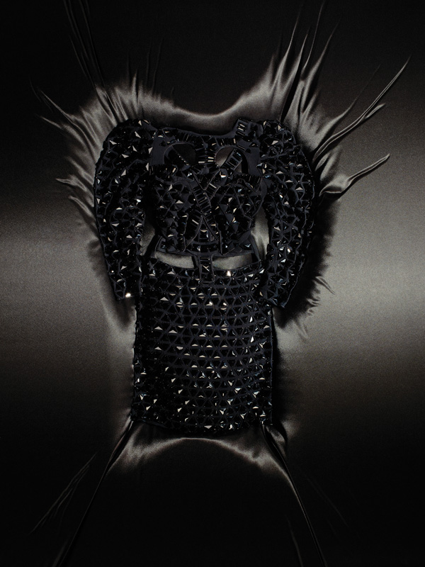 crystallized givenchy Crystallized : Ways to Say Black