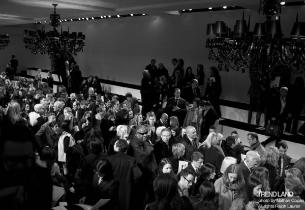 ralph lauren backstage nyfw10 20 600x413 From The First Sketches to the Runway: Exclusive Ralph Lauren Backstage