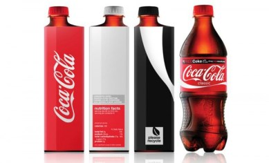 coke packaging concept by andrew kim 2 600x364 Next Coke Packaging Concept by Andrew Kim