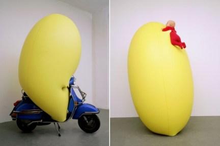 hans hemmert yellow balloon 3 600x400 Hans Hemmert Yellow Balloon Obssession