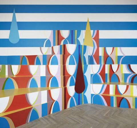 malene landgreen color slate walls 2 Malene Landgreen Color Slate Walls