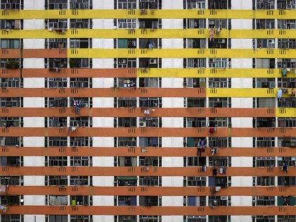 michael wolf 1 600x450 Michael Wolf : Architecture of Density