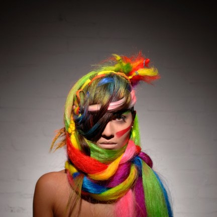 mauriziofantini geisha Geisha Punk Inspiration