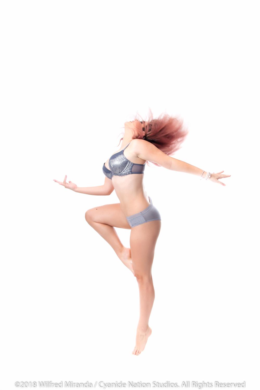 Leishka – Anatomy of a Dancer – Cyanide Nation Studios