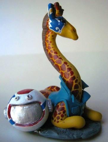 Space Giraffe 1