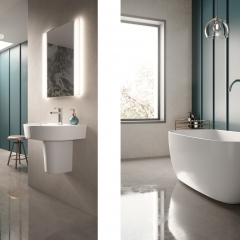 Image by Cyan Studios - Hudson Reed - Luna Modern Design Bathroom