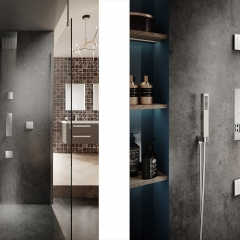 Image by Cyan Studios - Hudson Reed - Moody Modern Bathroom Shower Controls 2