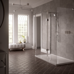 Image by Cyan Studios - Matki - Stylish Bathroom Shower Enclosure