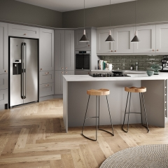 Image by Cyan Studios - Symphony - Cranbrook Cobble Grey Platinum Kitchen