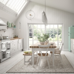 Image by Cyan Studios - Symphony - Cranbrook Platinum White Airy Kitchen