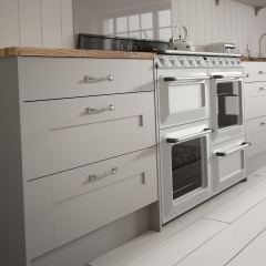 Image by Cyan Studios - Symphony - Cranbrook Platinum Pan Draws Kitchen