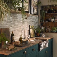 Image by Cyan Studios - British Ceramic Tiles - Human Nature Kitchen
