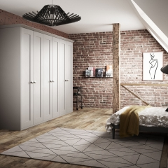 Image by Cyan Studios - Symphony - Orion Platinum Brick Wall Bedroom