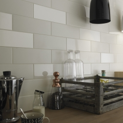 Image by Cyan Studios - Walls & Floor - Scope Mix Tile Modern Kitchen