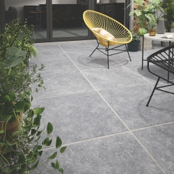 Verona Outdoor - Pietra Anthracite
