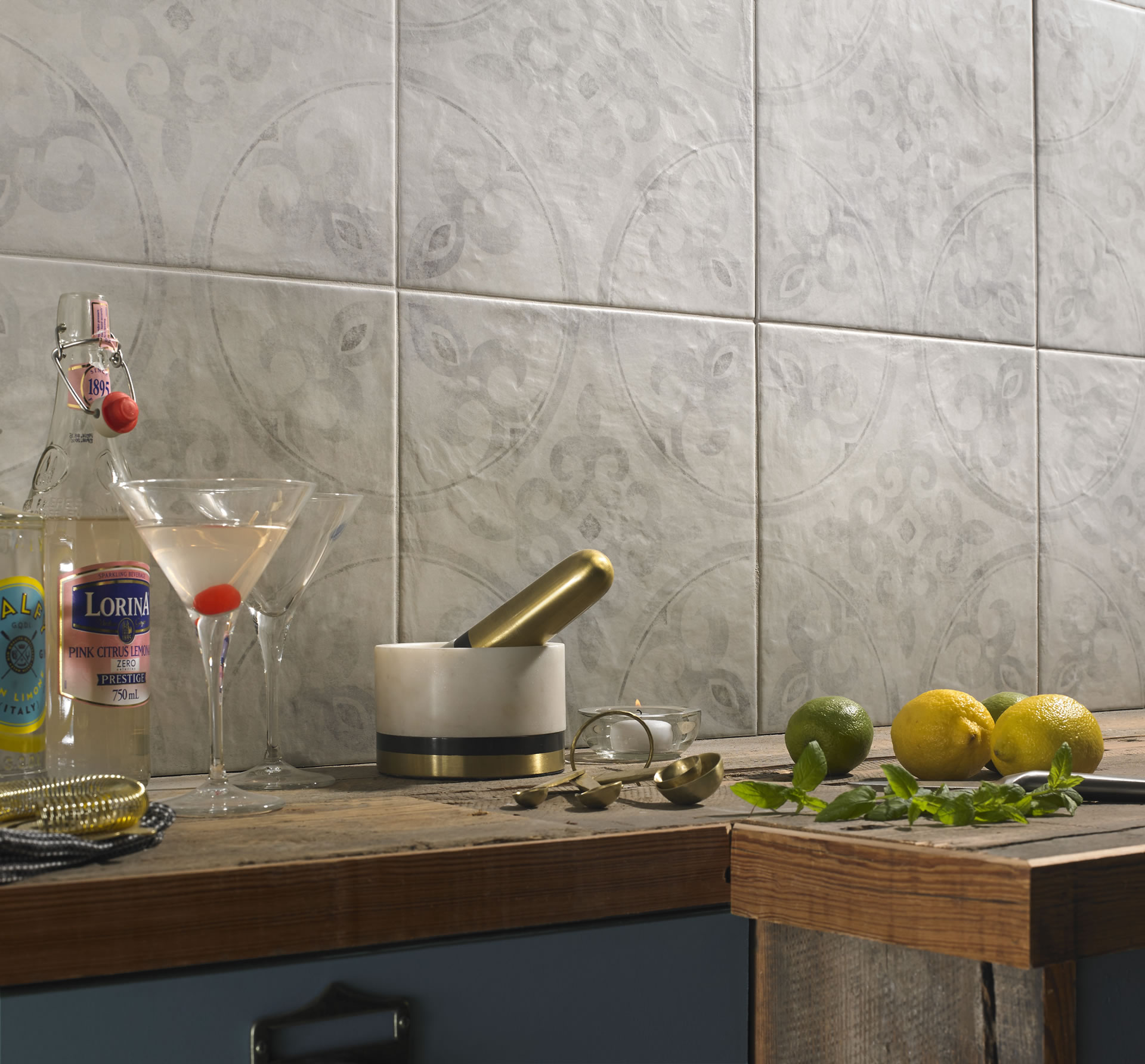 Cyan Studios Lifestyle Images For Ted Baker Tiles A
