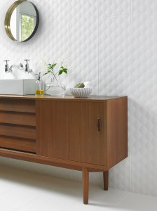 Ted Baker Tactile Wall Tiles - Image by Cyan Studios