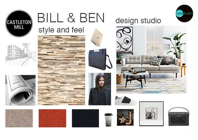 Elite Office Furnture Styleboard