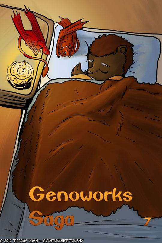 Genoworks Saga Chapter 7