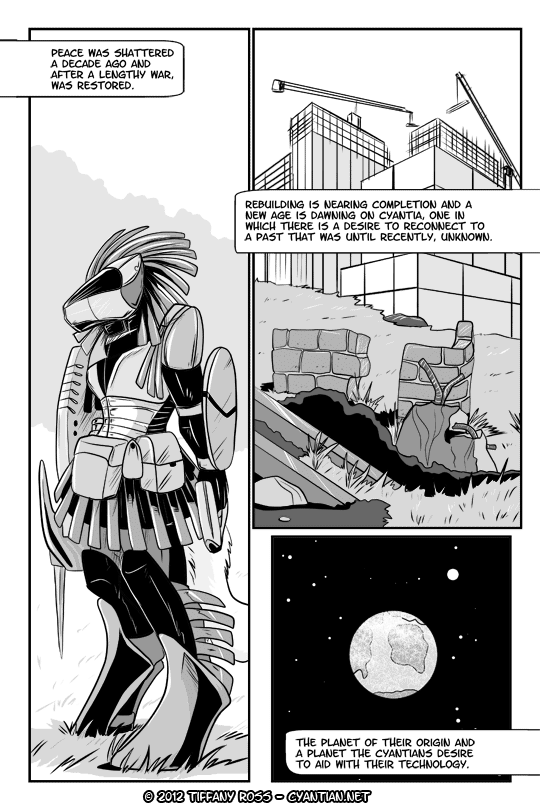 Campus Safari Chapter 0 Page 2