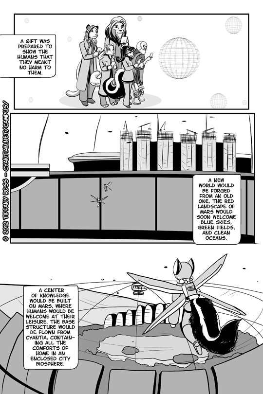 Campus Safari Chapter 0 Page 3
