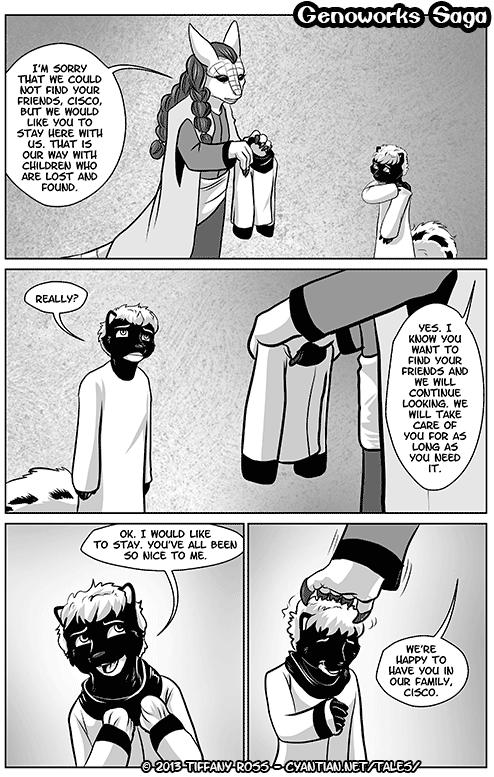 Genoworks Saga Chapter 9 Page 14