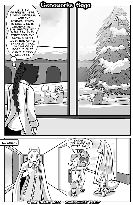 Genoworks Saga Chapter 10 Page 1