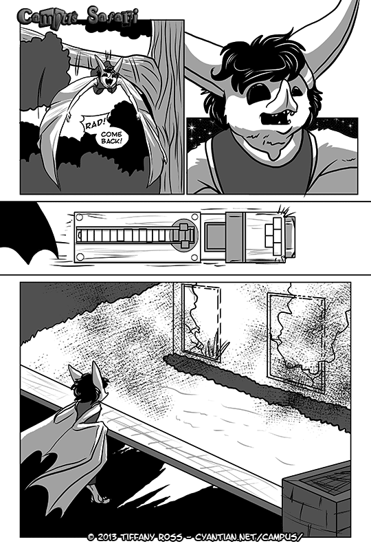 Campus Safari Chapter 4 Page 7