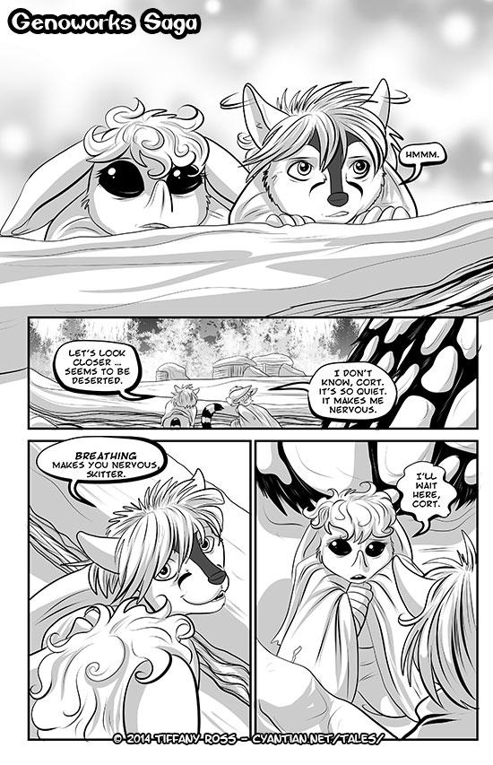 Genoworks Saga Chapter 1 05