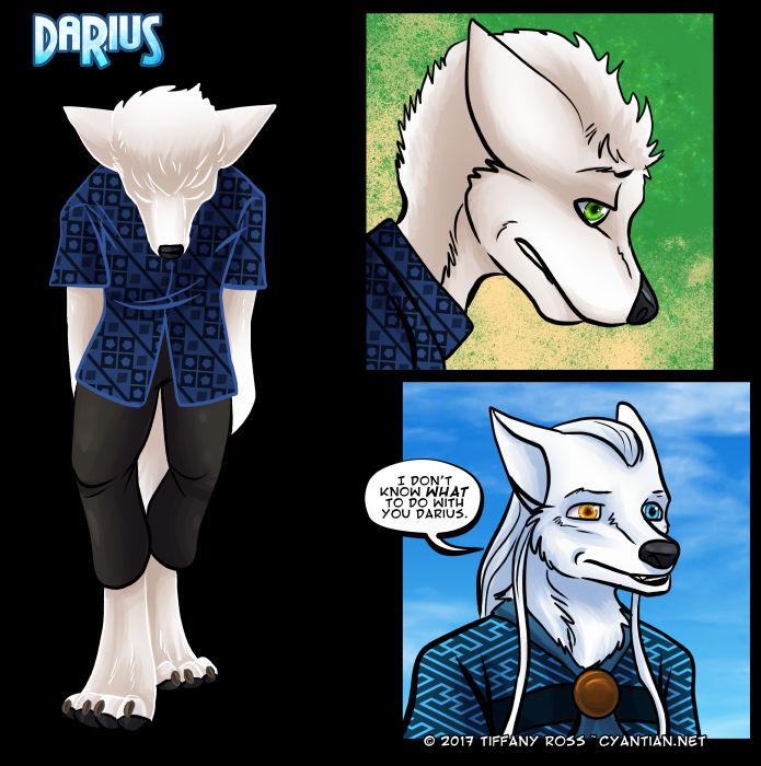 Darius Chapter 17 12
