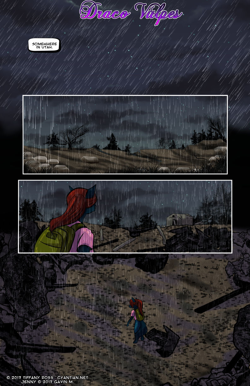 Draco Vulpes Page 2