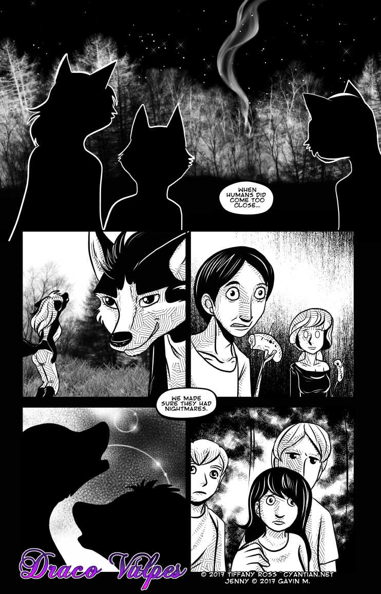 Draco Vulpes Chapter 1 Page 6