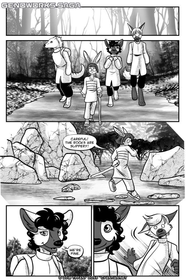 Genoworks Saga 13 01