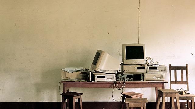 中古PC Dynabook RX3のいろいろ その2
