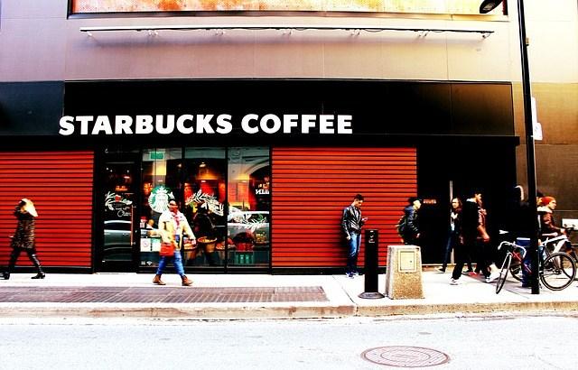 Starbucks Rewards(TM)スタート