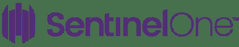 SentinelOne Logo - White