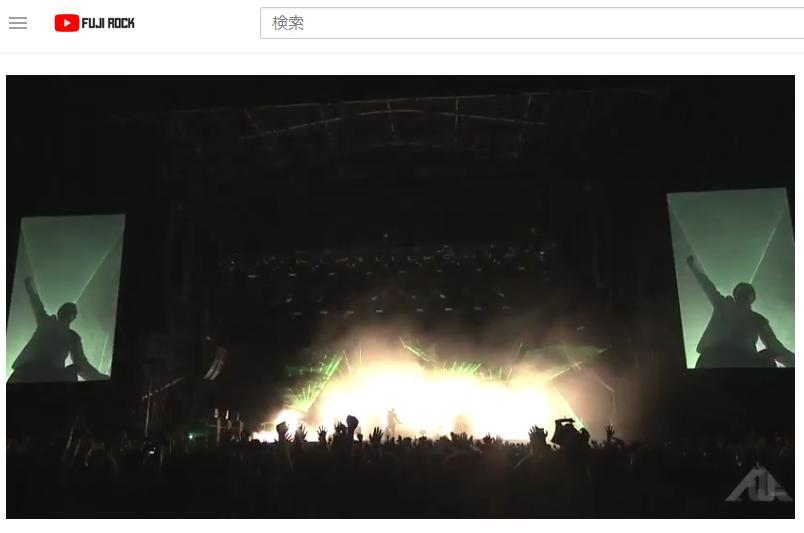 FUJI ROCK FESTIVAL '18 LIVE Fridayのご案内!