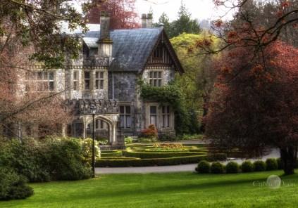 The Castle Entrance