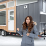 Mom Creates The Ultimate Diy Tiny House See How Much Room