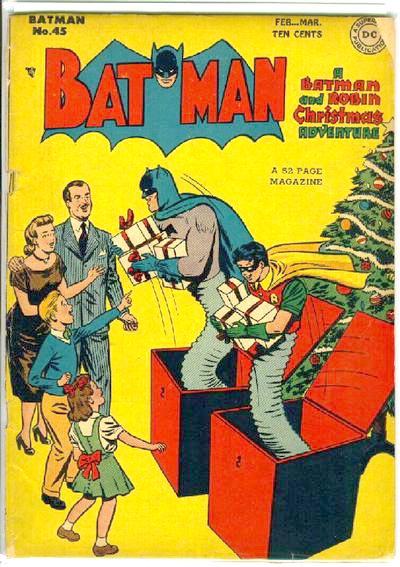 Christmas Comics Ecards