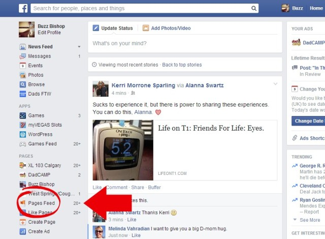 Yes, Facebook Hides Posts. Here's The Secret Link To See Them - cyberbuzz - technology and trends