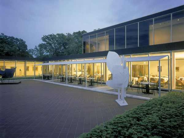 Albright Knox Art Gundlach Museum