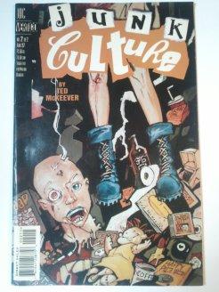 Junk Culture Vertigo Aug 1997