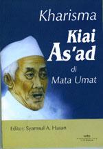 Buku Kharisma Kiai As'ad Syamsul Arifin di Mata Umat