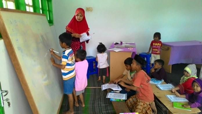 Yayasan Tertua di Arosbaya Bangkalan Kembali Bergeliat