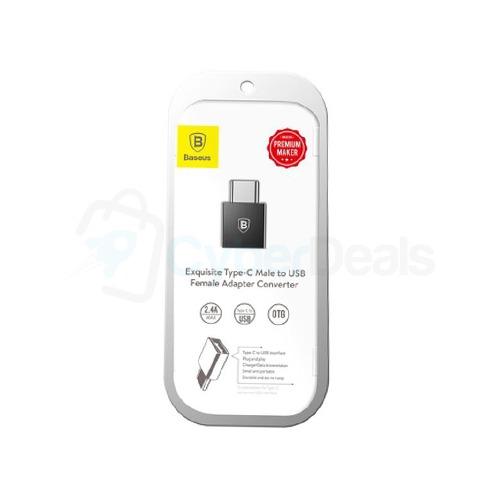 Baseus Exquisite USB Type C Adapter 3
