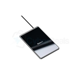 Baseus LXWCD01B Ultra thin Wireless Charger 1