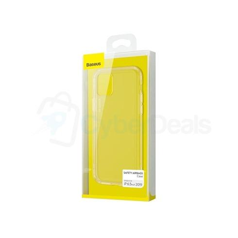 Baseus Transparent Airbag Case For iPhone 11 Pro 2